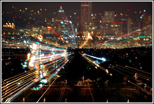 Portland at Warp Speed