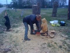 The Bear Carver