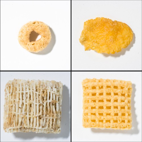 Breakfast: a square meal
