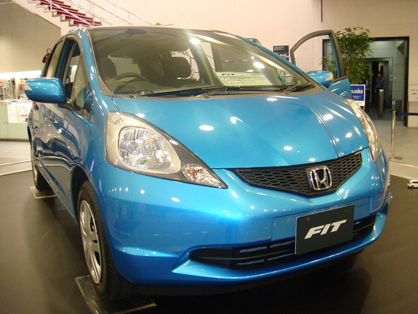 car honda fit