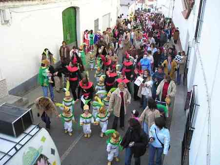 Carnaval Grecia