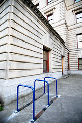 New bike racks at City Hall.jpg