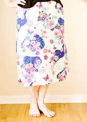 Robert Kaufman skirt