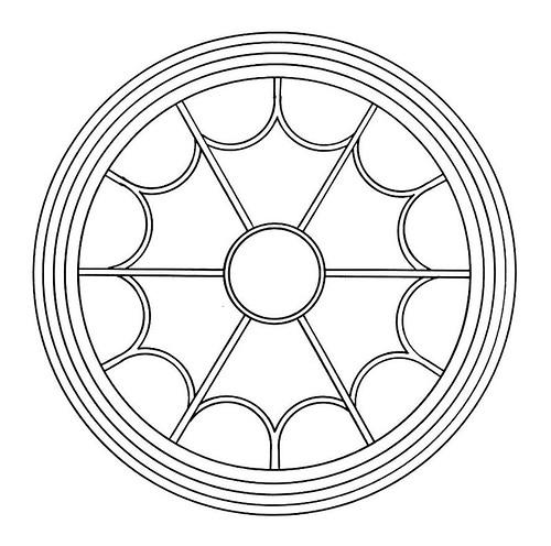 Web Mandala