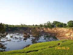 The scary sinkhole ... (ahmed_tarig) Tags: texas near houston sinkhole | daisetta