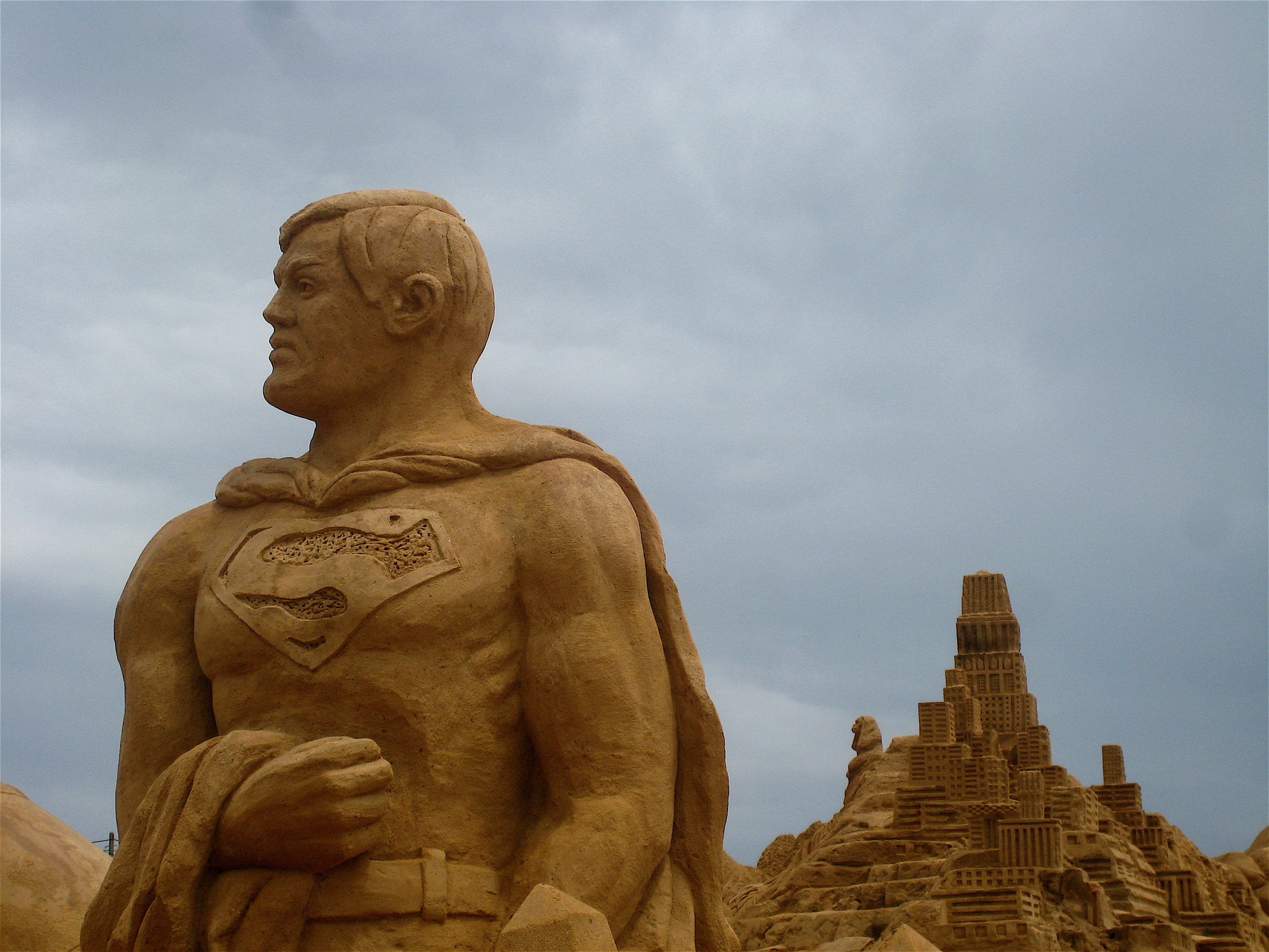 Sand sculptures - Page 2 2538815520_506eee77cd_o