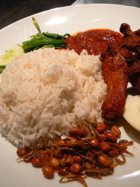 Nasi Lemak Chawan