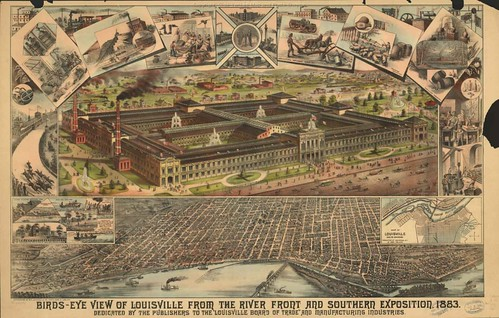 KY Louisville 1883 by facebook.com/snapshotsofthepast, on Flickr