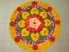 athapookalam (sonysurendran) Tags: onam insingapore