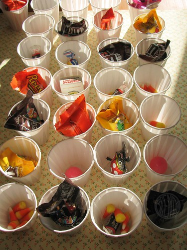 Repurposing Your Leftover Halloween Candy