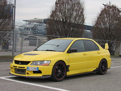 Evo (db70gt3) Tags: mitsubishi lancerevo lancer evo beast turbo fastcar rally brutalcar japan japancar car auto automotive carpassion petrolhead fastandfurious rallyart mitsu yellow tuning