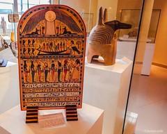 Estela Período Ptolomaico (Jessica.Loyola) Tags: museu museum egypt egito rosacruz amorc curitiba replic