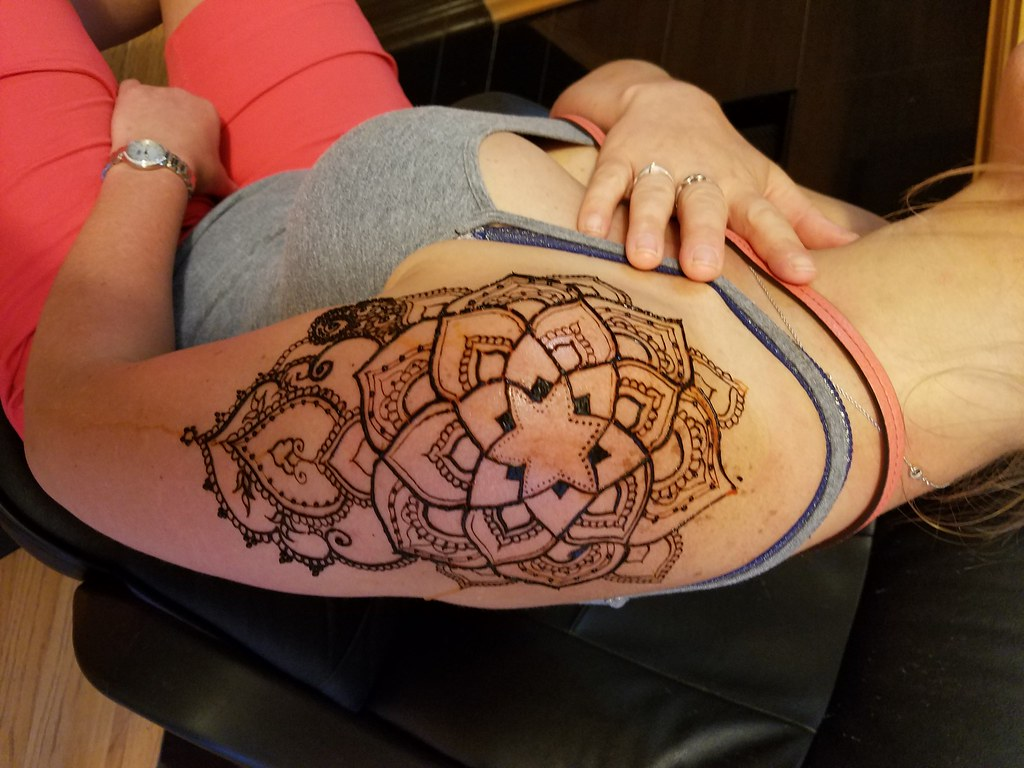 Henna Tattoo Chicago : The world s most recently posted photos of chicago and tattoo