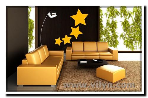 Modern Living Room Interior Idea by HV ArtiGrafiche
