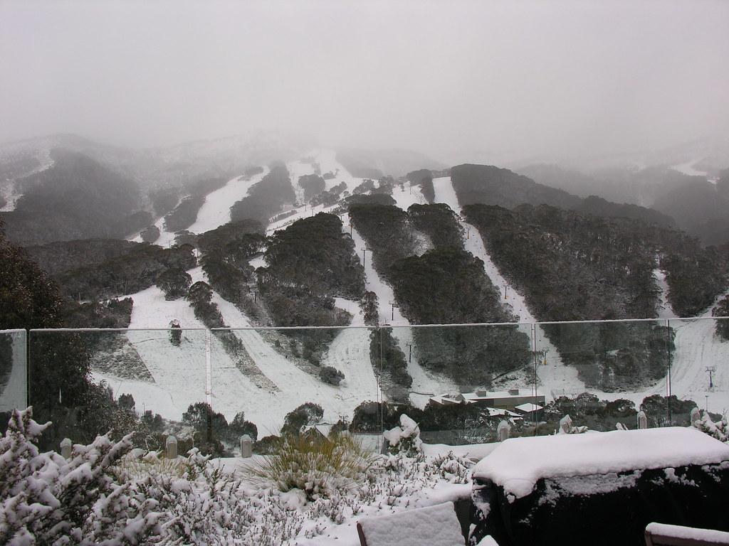 May 11 Thredbo Snow