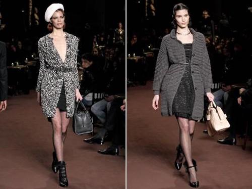 casaco feminino para o inverno 2011
