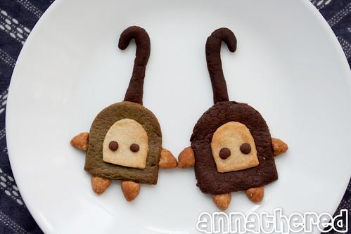 Non-bento #39: ilomilo cookies