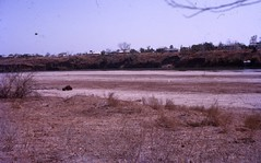 1963 - KRS from west side of Ord-River - KHS-2010-1-by-P2-D (Kununurra Historical Society) Tags: 1963krsfromwestsideofordriverkhs20101byp2d 19621963 khs20101byp2d kununurra diversiondam dam ordriver ordriverirrigationarea irrigation arthurperry dorothyperry perry palm kununurrahistoricalsociety khs hylik hylitk ohia khia westernaustralia australia arthurdorothyperrycollection kimberleyhistory