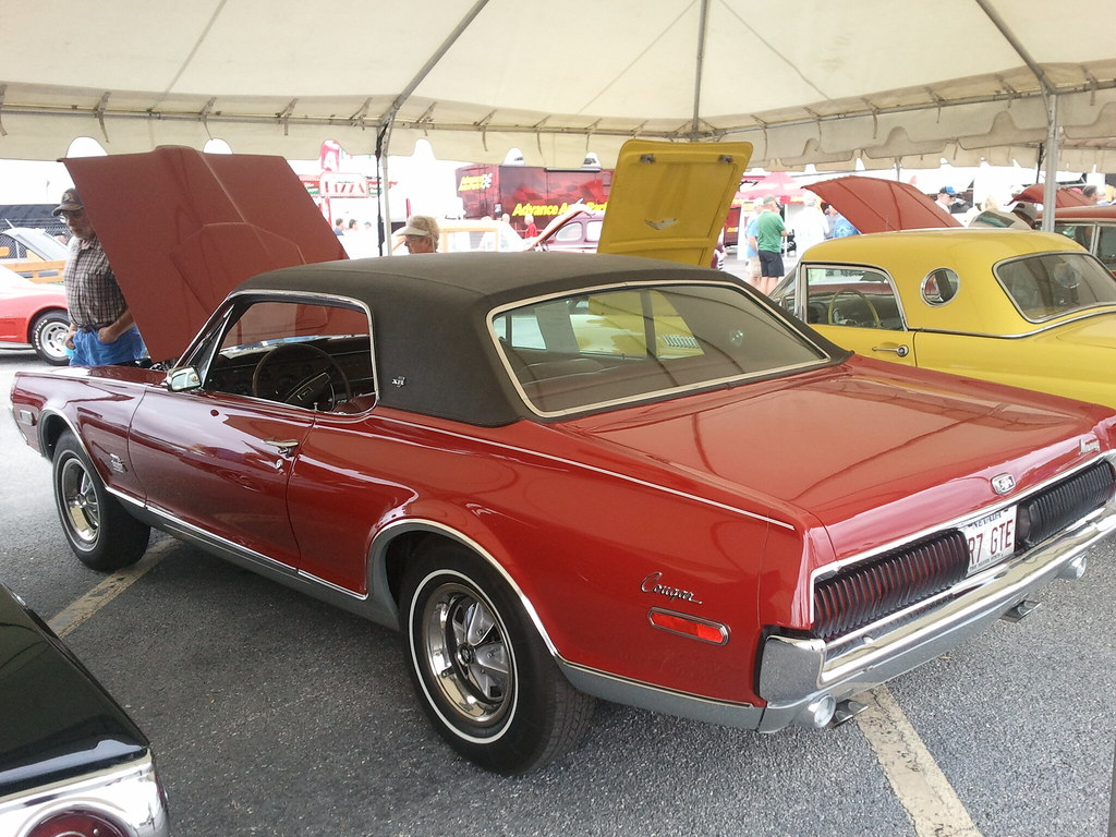 Zephyrhills Car Show: The World's Best Photos Of 427 And Mercury