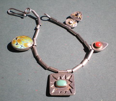 Mom's Charm Bracelet
