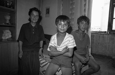 ALBANIA (D J Clark) Tags: travel family house home documentary albania korce
