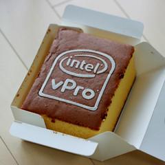 intel cake