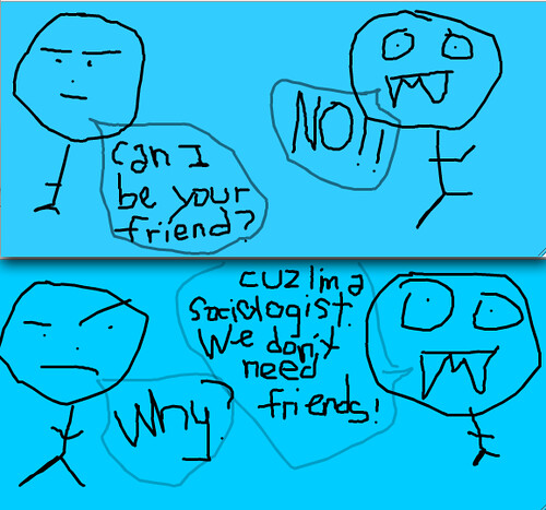 Crazy Monster #3  - Be My Friend