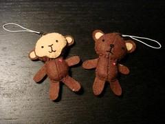 Monkey & Bear