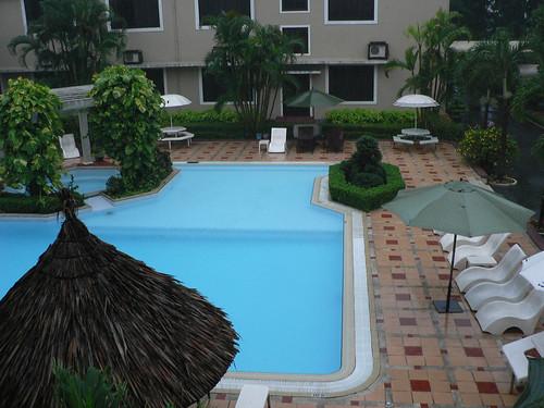 Hoi An Hotel pool
