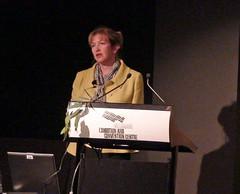 Keynote Address, Angela McFarlane