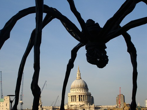 Louise Bourgeois & St Pauls