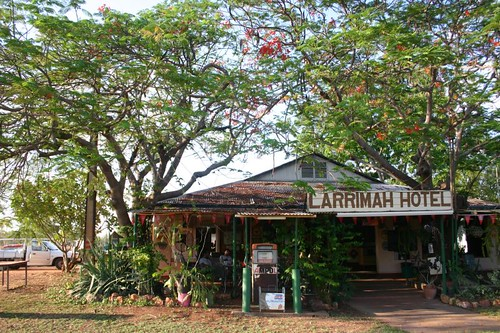 Larrimah Hotel and Pub