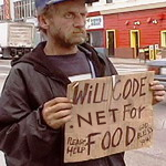 Code .NET for food