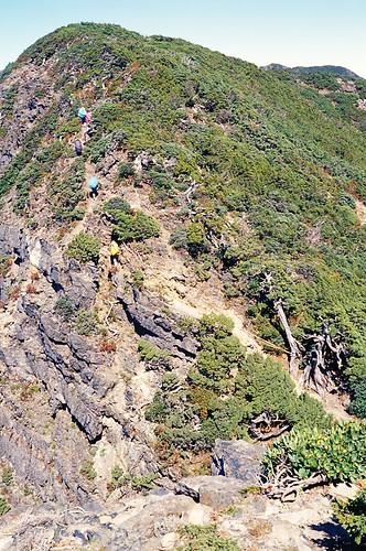 Way to Mt. Kailantekun