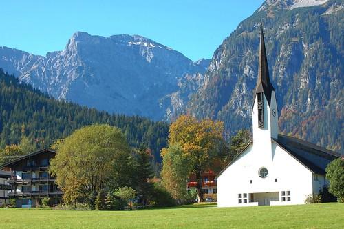 Pertisau Church