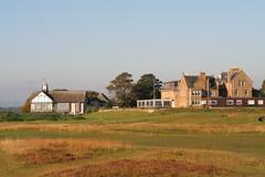 Where I work now, and where I used to work (foxypar4) Tags: work hotel scotland sutherland clubhouse dornoch golfclub royaldornochgolfclub anawesomeshot superbmasterpiece royalgolfhotel