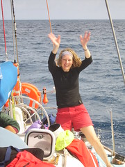 Susie excited to finish (caro_sternberg) Tags: lordhoweisland