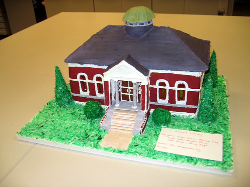 Gingerbread Library