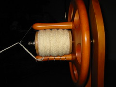 Completely Full Bobbin