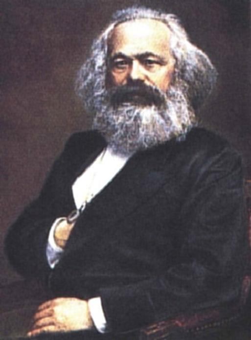 Karl Heinrich Marx, 19th century philosopher, political economist, and revolutionary