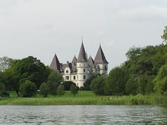Andrássy Castle, Tiszadob, Hungary