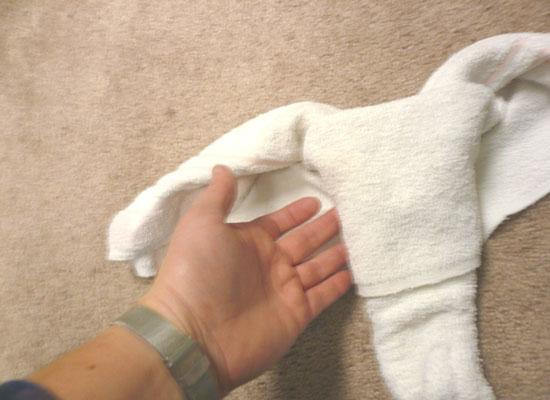 Towel Elephant 15