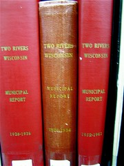 Two Rivers Municipal Report