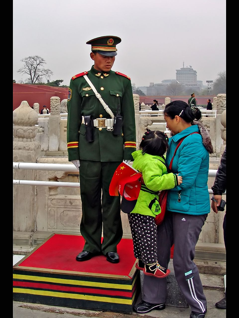 北京 Beijing - 天安門 Tienanmen