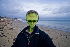 14/366 The Mighty Mekon 'on holiday' (petervanallen) Tags: portrait selfportrait nikon day14 mekon dandare 365days 11408 14365 14366 d80 petervanallen 366days2008 366of2008