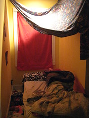 nook (jacquelinedandelion) Tags: comfortable cozy bed bedroom fort space