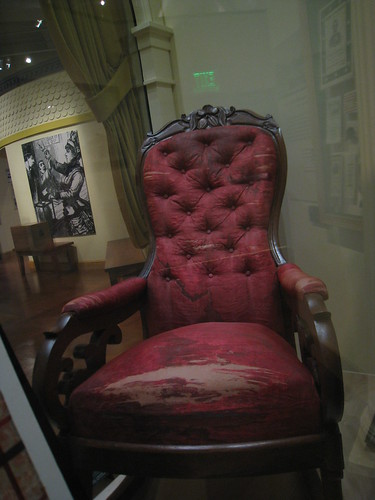 IMG_1370 · IMG_1366 · Lincoln death chair