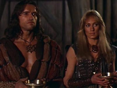 Conan y Valeria