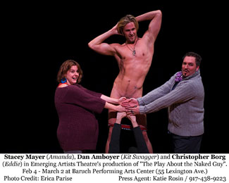 Theater Review (NYC): The Play About the Naked Guy