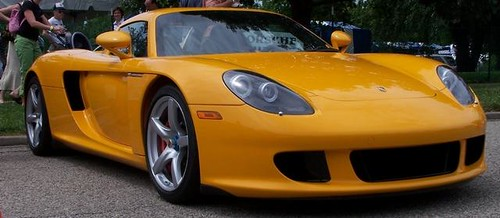 All the Yellows Offered by Porsche - Teamsd.com